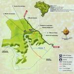 Mapa Trilhas Cânion Itaimbezinho