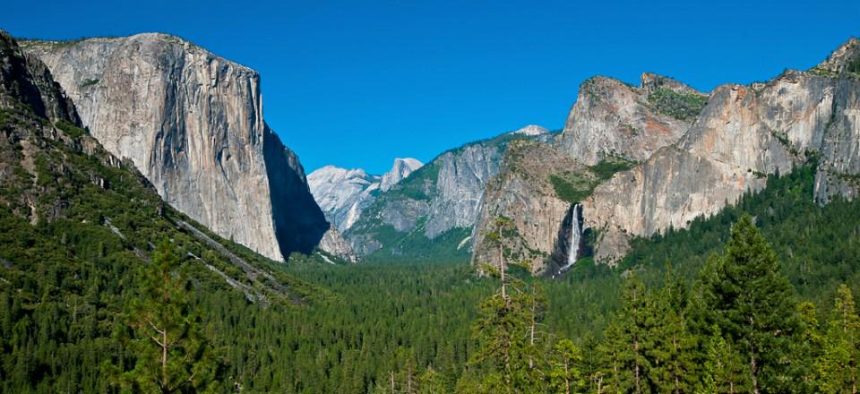 Parque Nacional Yosemite – USA