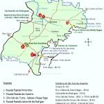 Mapa São José dos Ausentes – RS