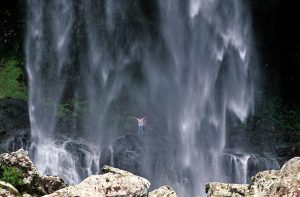 Cascata das Pedras Brancas
