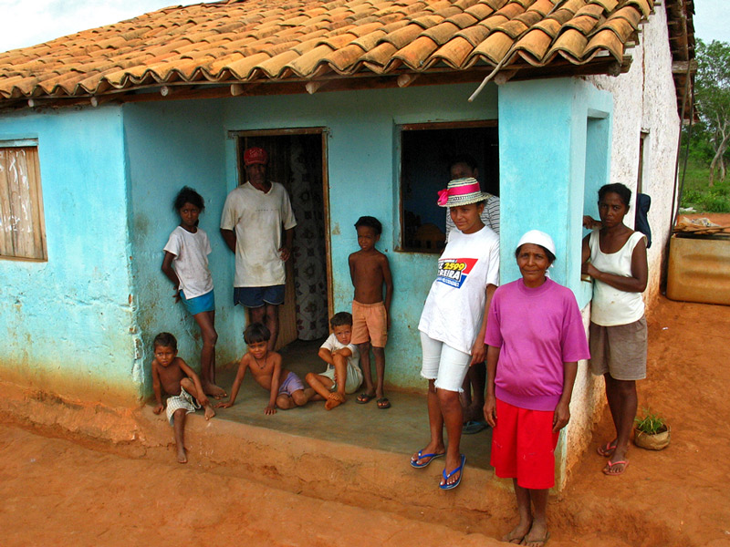 Familia da Carlane