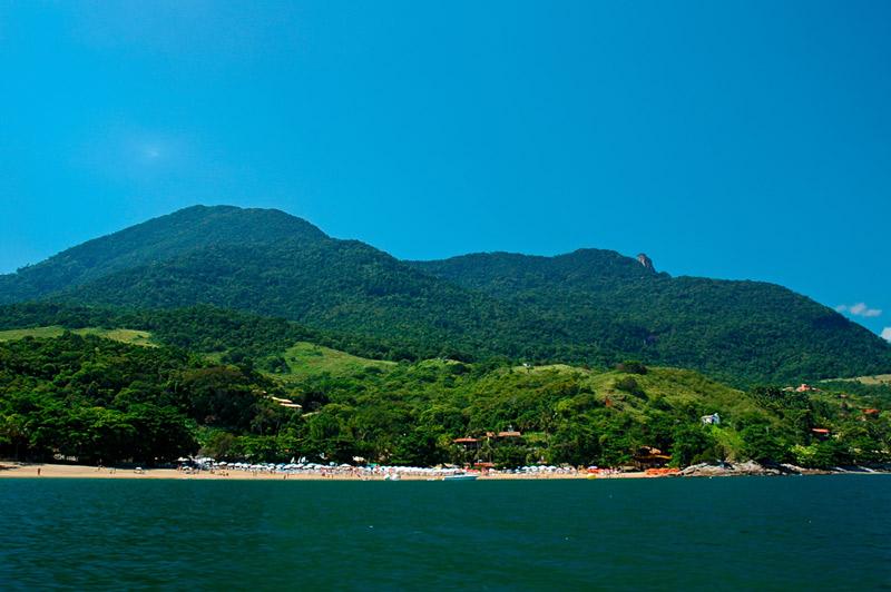 Ilha Bela - Praias do Sul