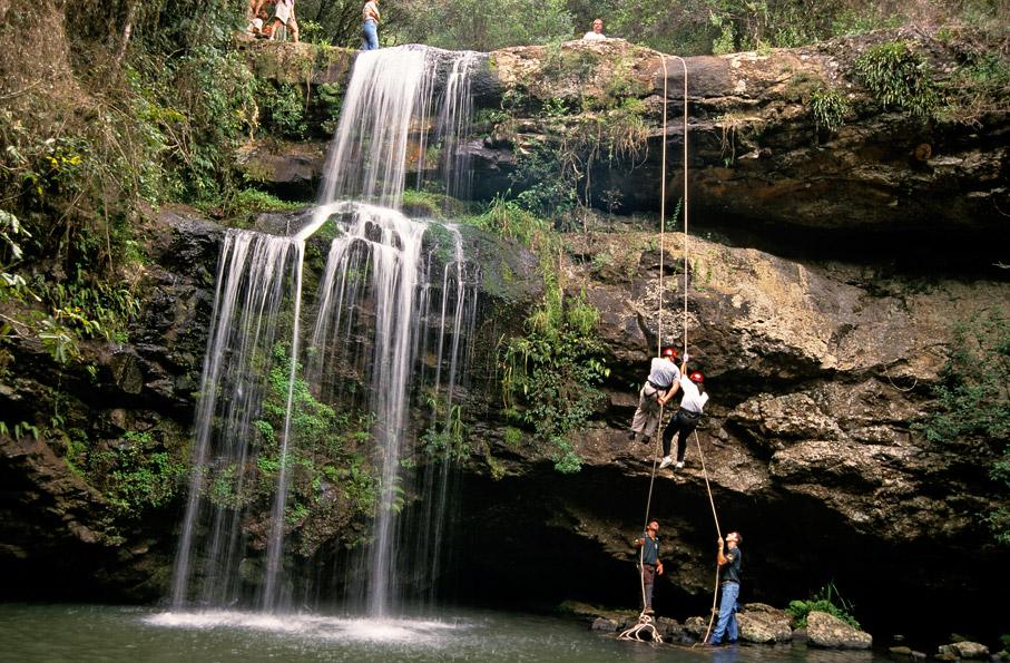 Trilha Rio da Pina