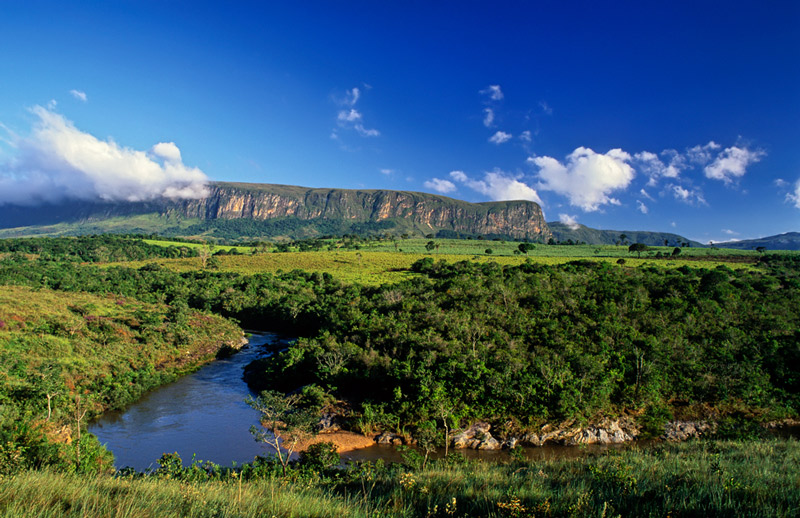 Vista Serra da Canastra