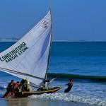 Jangada / Praia de Lagoinha – CE