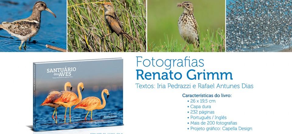 Livro Santuário das Aves